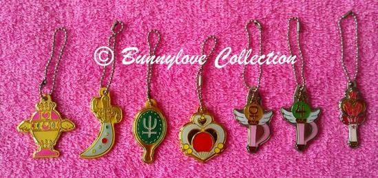 Sailor Moon Make up Gashapon