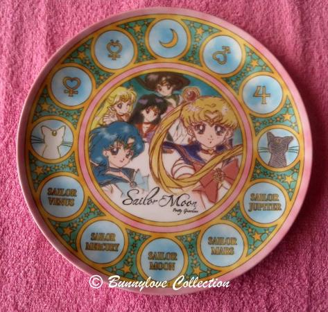 Sailor Moon Plate