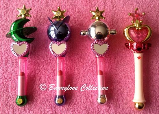 Sailor Moon Stick and Rod Part III