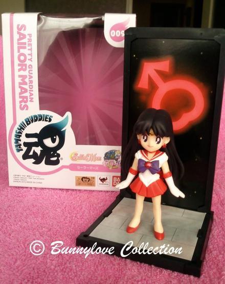Tamashii Sailor Mars Figure