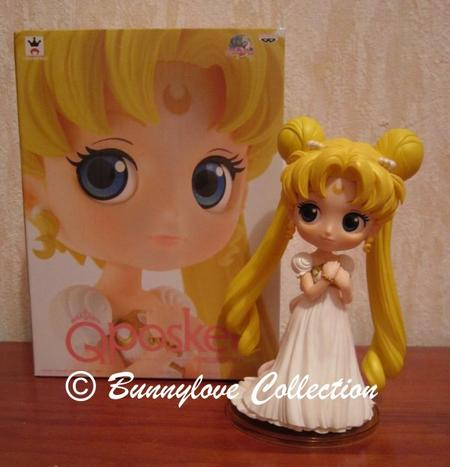 Serenity Sailor Moon Banpresto Q Posket