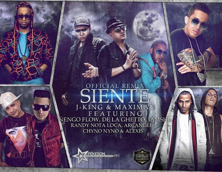 Siente (Remix)