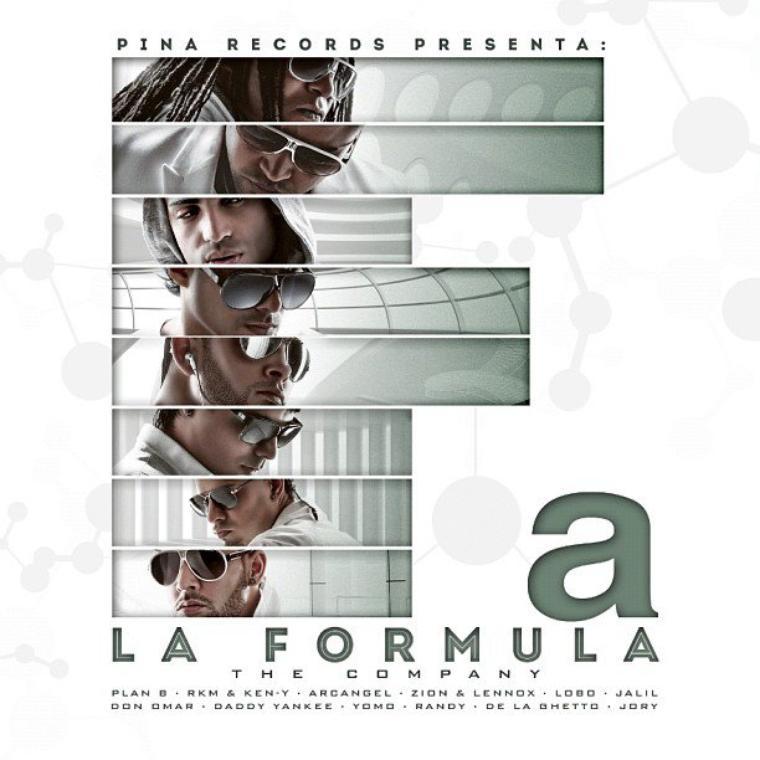 Pina Records Presenta: La Formula (2012)