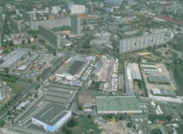 Les    4000    .   La   Courneuve    .      Seine St Denis (93)