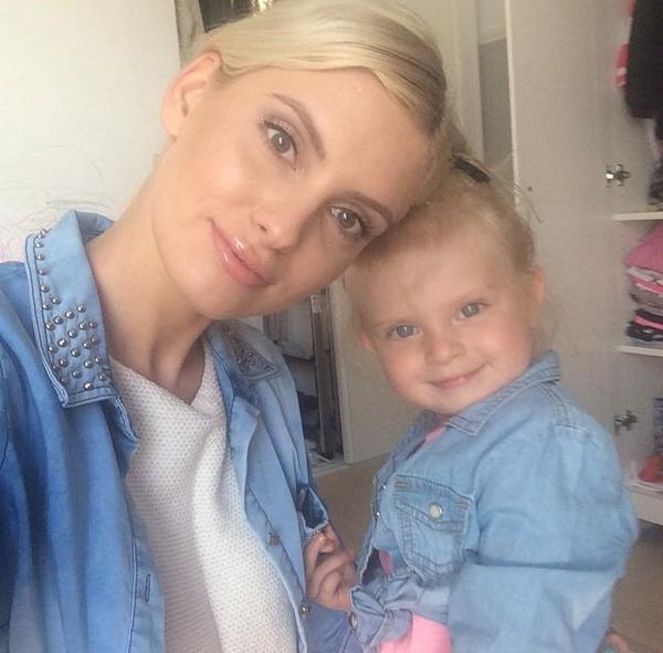 dominika grosicka et sa fille de frenchwags