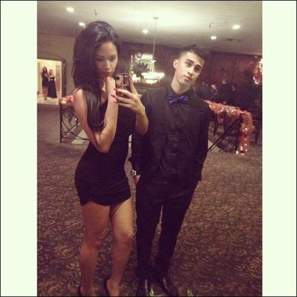 .  Le 16 Novembre, Jasmine a post�e plusieurs photos perso sur son compte Instagram  .