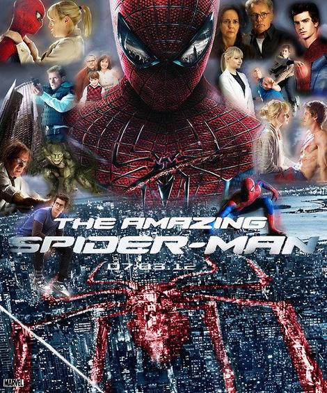 The Amazing Spider-Man !
