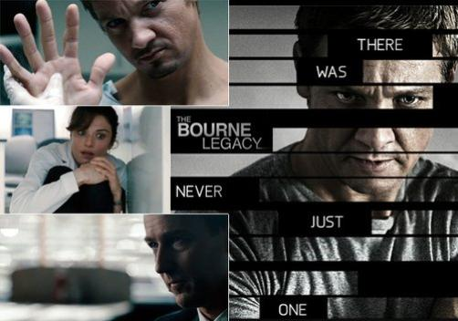 Film → Jason Bourne : L'h�ritage