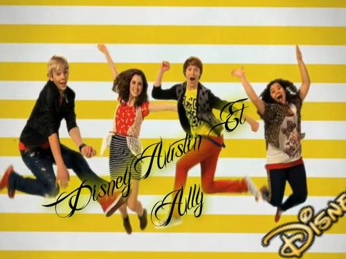question Austin et Ally ☻♥