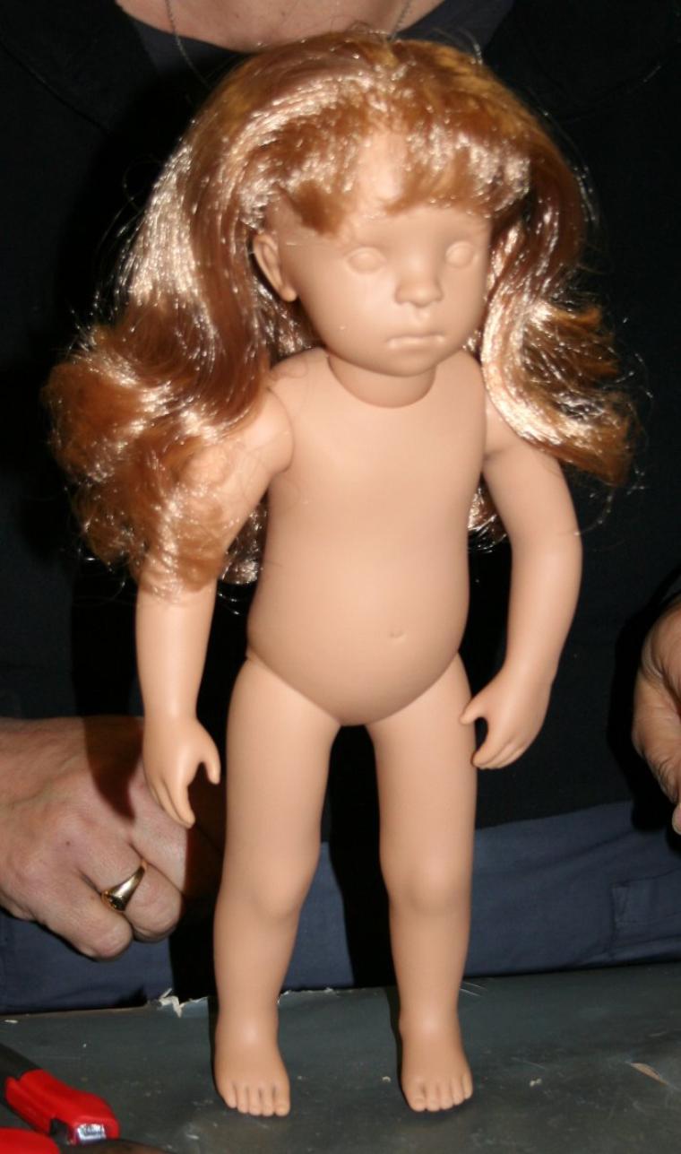 ETAIN - Festival 2016 - La naissance d'une poupée