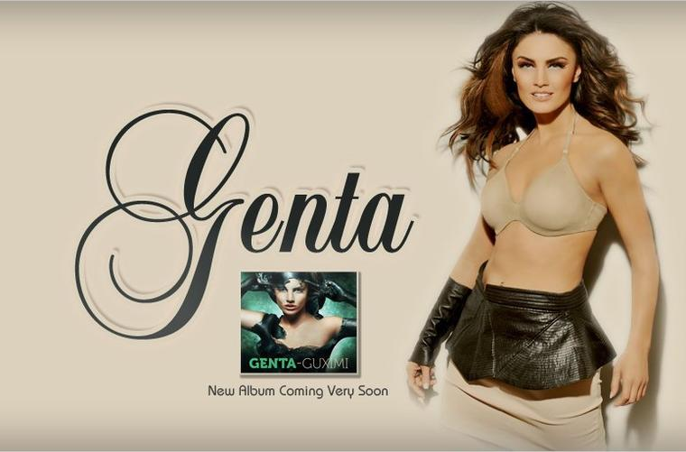Genta Ismajli - New album comming soon!