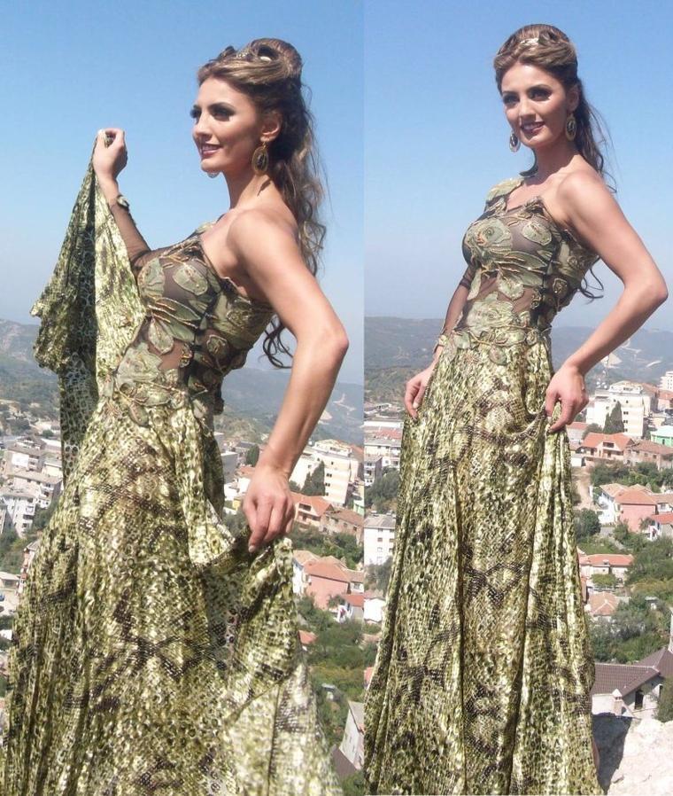 Genta Ismajli - Ne Krujen e Skenderbeut