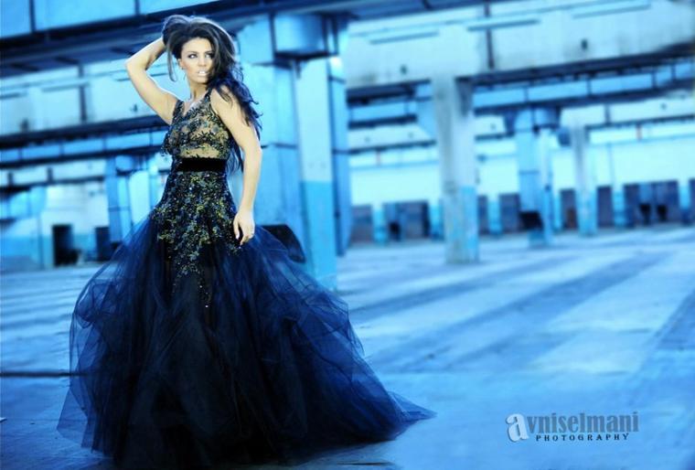 Genta Ismajli - New photos 2012