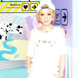 Believe  [ 5 juin 2013]