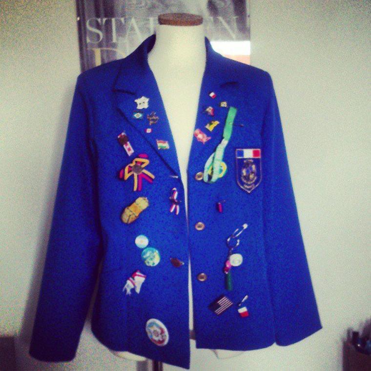 Mon blazer :D