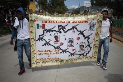 Des nouvelles du Mexique