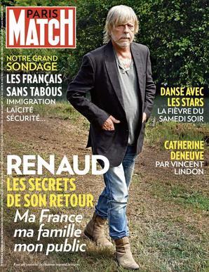 PARIS MATCH, organe officiel larmoyant de Renaud SECHAN