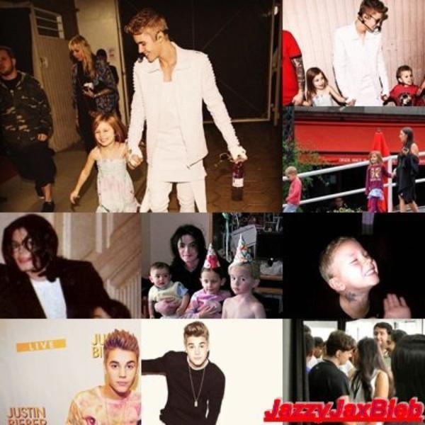 News sortie : Pattie, Jeremy, Alfredo, Justin, Jazmyn & Jaxon en argentine : 11/11/2013