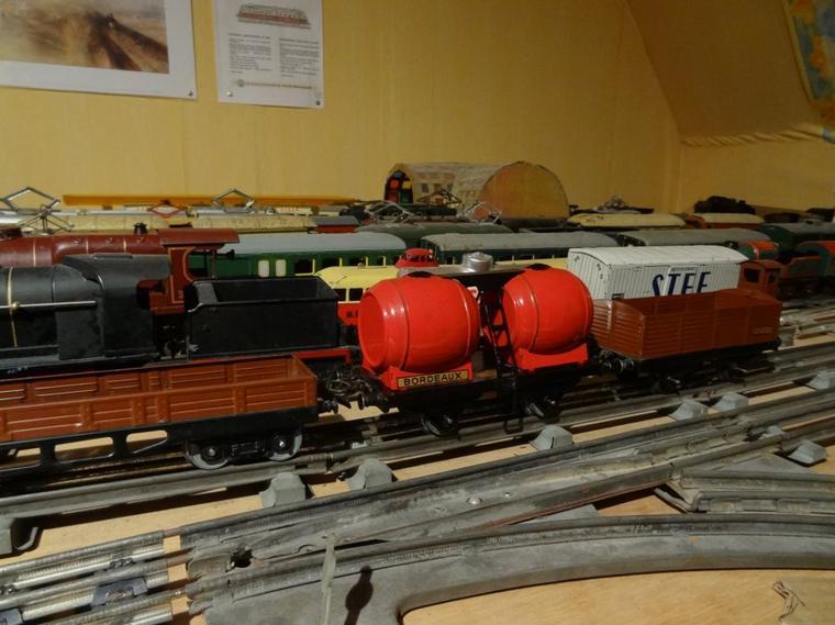 Trains-jouets en � 0 � (1) : Locomotives Hornby