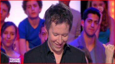 SCOOP: Premi�re apparition T�l� de Jean-Luc