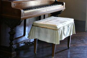Standard Piano Bench Assessment- Presentation of Attributes and Functions