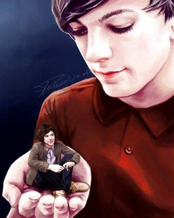 Lover's Doll (Larry Stylinson)