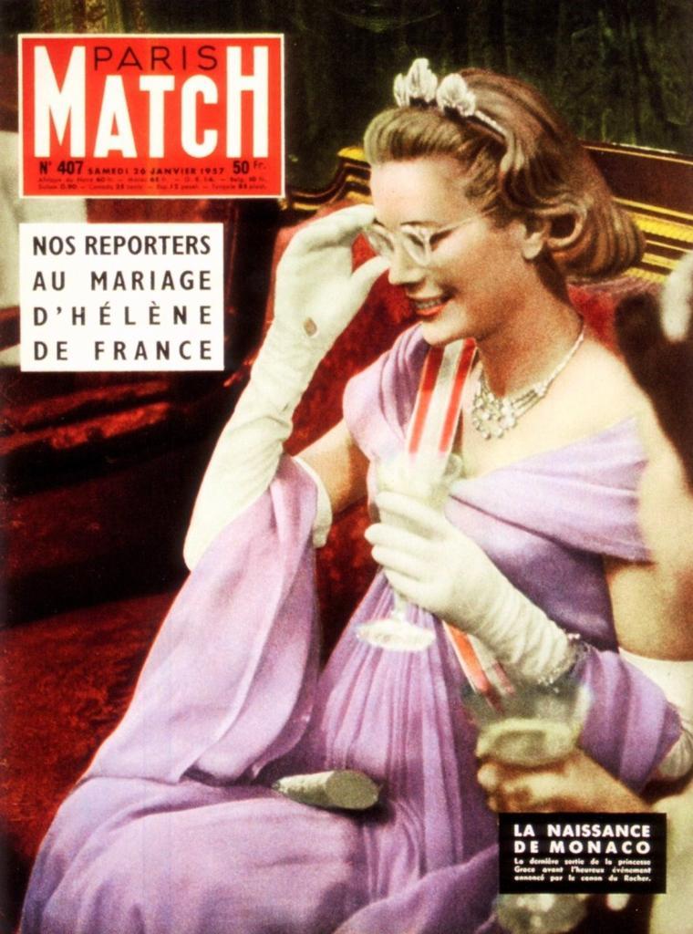 Grace KELLY, n�e le 12 novembre 1929 � Philadelphie, Pennsylvanie, �tats-Unis, et morte le 14 septembre 1982 � Monaco, est une actrice am�ricaine, devenue Princesse de Monaco par son mariage avec Rainier III en 1956. Elle est la m�re d'Albert II, actuel souverain de la principaut�.