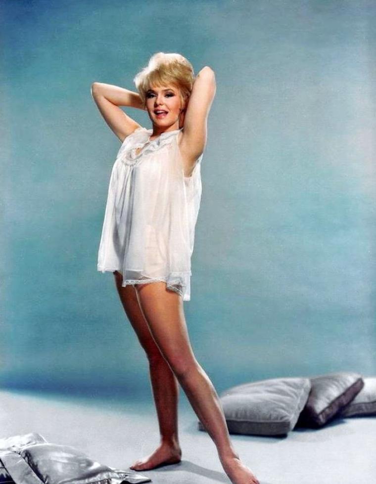 """Davenie Johanna """"Joey"""" HEATHERTON (n�e le 14 Septembre 1944) est une actrice, danseuse et chanteuse Am�ricaine.."""