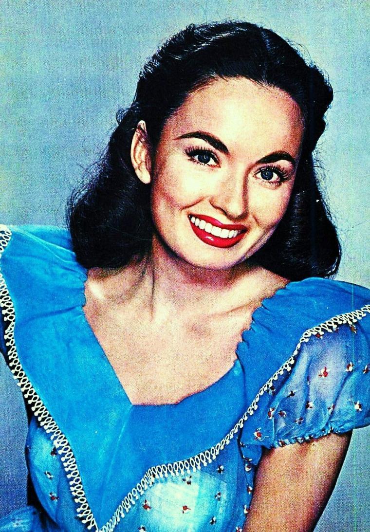 Ann BLYTH est une actrice am�ricaine n�e le 16 ao�t 1928 � Mount Kisco, New York (�tats-Unis).