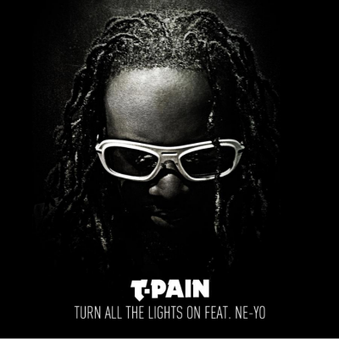 D�couvrez la pochette du nouveau single de T-Pain!
