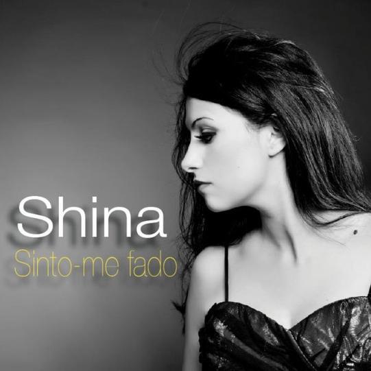 """Cindy devient Shina et sort son premier Album """"Sinto-me Fado"""""""