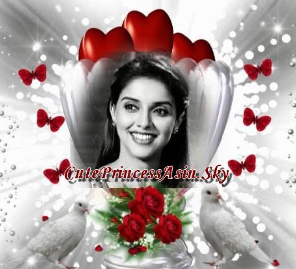 Welcome to Cute Princess Asin Fan Blog..