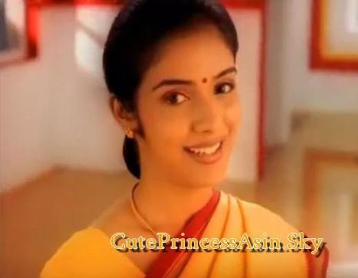 Asin's First Ad : AVT Tea