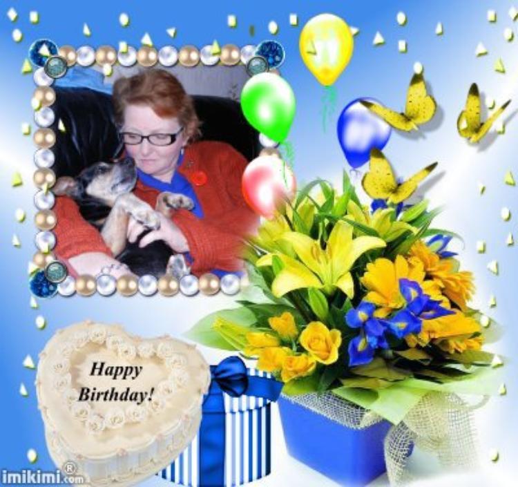 joyeux anniversaire mon amie corail231