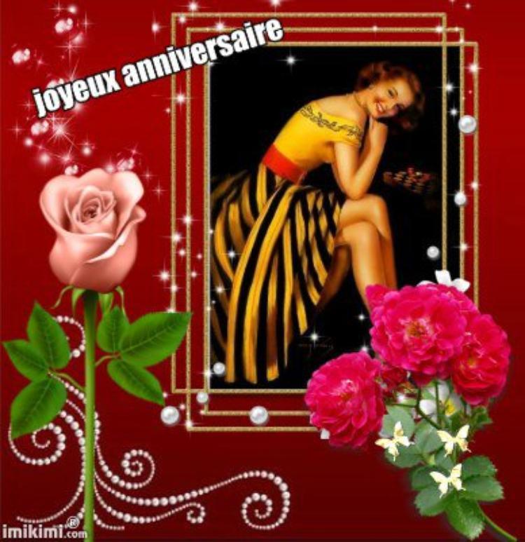 joyeux anniversaire a mon amie sylvia17455