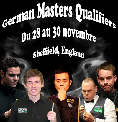 german masters qualifiers