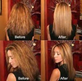 La restitution des cheveu à kourske