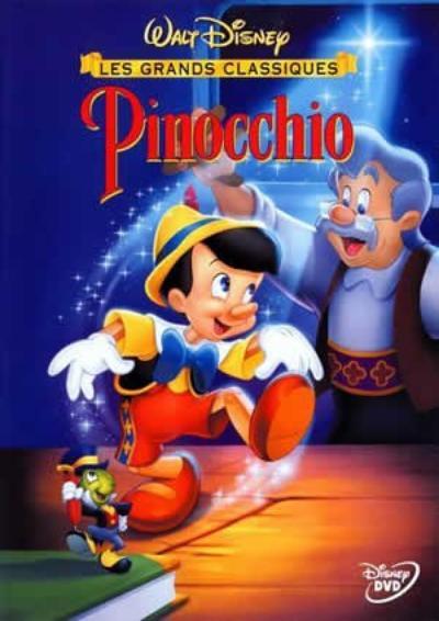 Pinocchio film musique et vote voila le th me d - Poisson pinocchio ...