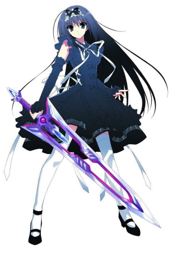 Anime Characters Using Sword : My anime character sasuke kun