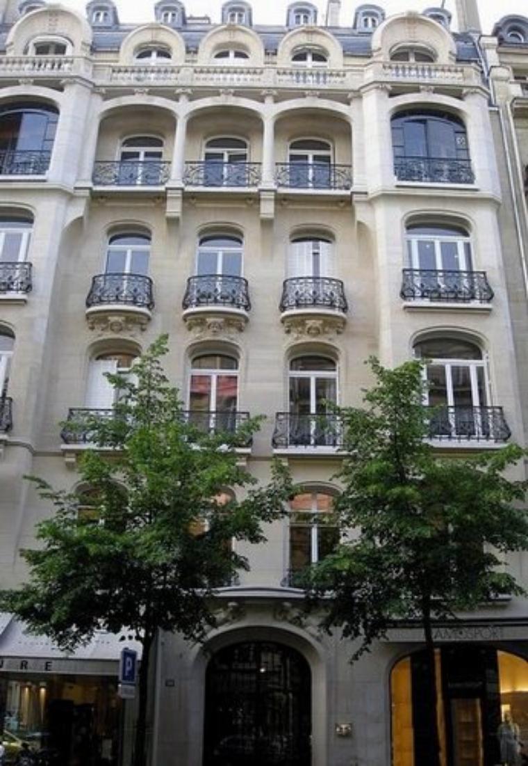 Articles de 75 paris tagg s avenue victor hugo tout le charme d - Boutique avenue victor hugo ...