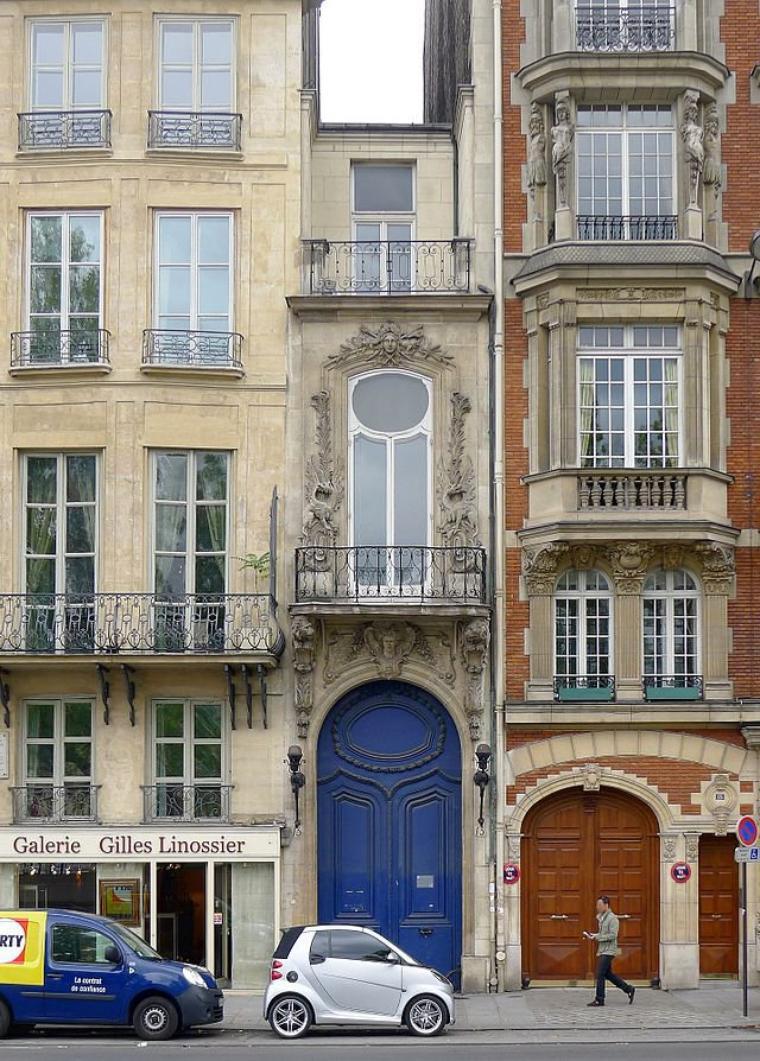 Articles de 75 paris tagg s quai voltaire tout le - Maison de la hongrie paris ...