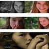 .   ---FLASHBACK   « Bridgit pose quelques années auparavant pour faire son 3ème photoshoot..   »         .