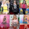 .   « Quelle est pour toi la pire tenue qu'ai portée Bridgit en 2009 - 2010  ? Et la meilleure ? »         .
