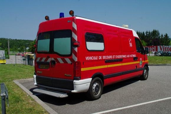 Journee portes ouvertes cis vittel photographies de v hicules pompiers - Renault journees portes ouvertes ...