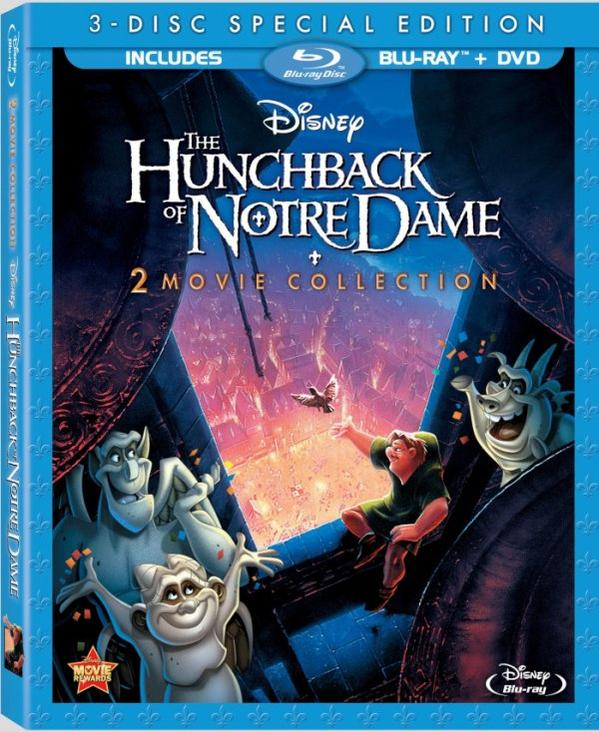 Critique: Édition 2 Movie Collection de Le bossu de Notre-Dame