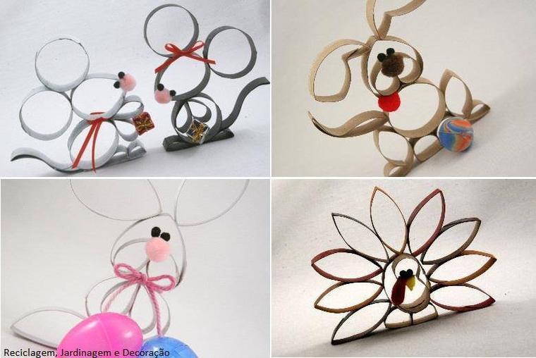 Deco avec des rouleaux de papier wc blog de images idees32 - Decoration avec papier ...