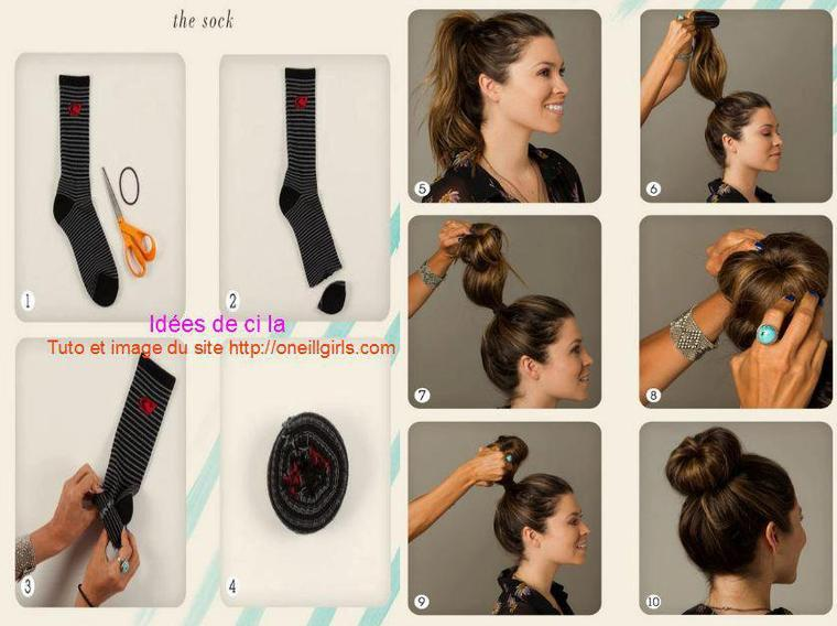 Des chignons beau rapide faire simple faire et styl folili le forum - Comment faire un magazine ...