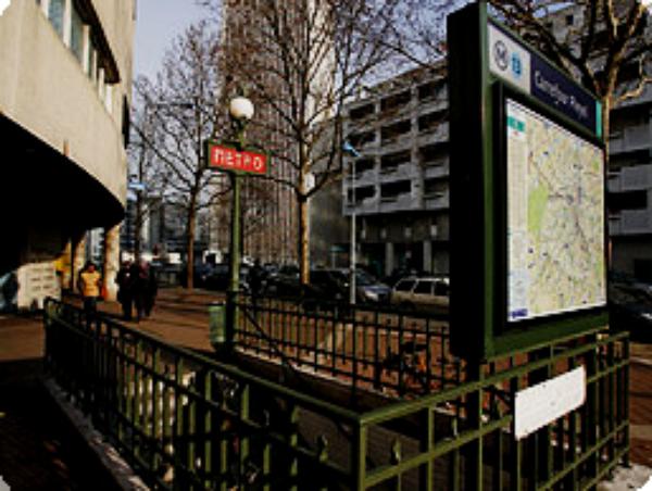 2 la plaine saint denis projets de zac quartier des docks - Centre commercial porte d aubervilliers ...