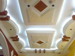 Blog de platre marocain for Decoration des plafonds en platre