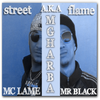 MR BLACK AND MC LAME